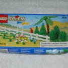 LEGO 6318 - Flowers, Trees And Fences - Town - 1996 - Box Only