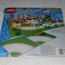 LEGO 6321 - Curved Road Plates - Town - 1997 - Box Only