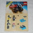 LEGO 6895 - Spy-Trak I - Space Police - 1989 - Instructions Only