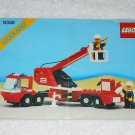 LEGO 6358 - Snorkel Squad - Town - 1987 - Instructions Only - Damaged