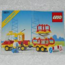LEGO 6671 - Utility Repair Lift - Town - 1989 - Instructions Only
