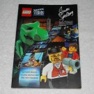 LEGO 1349 - Steven Spielberg Moviemaker Set - Studios - 2000 - Large Instructions Only - English