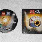 LEGO 1349 - Steven Spielberg Moviemaker Set - Studios - 2000 - CD-ROM & Sleeve Only - English