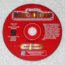 Asteroids - PC Game - Encore Family MegaHits - CD-ROM #3 Only - English