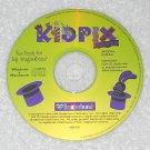 Kid Pix Studio Deluxe - PC & Mac Game - Broderbund - 2002 - CD-ROM Only - English