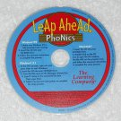 Leap Ahead Phonics - PC & Mac Game - Learning Company - 2002 - CD-ROM Only - English