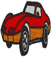 70s Sports Car