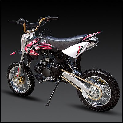 Toa Toa 110cc Dirt Bike New design  4 Stroke Engine  Free Shipping