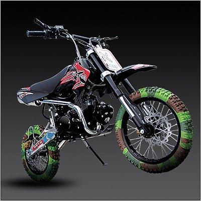 125cc taotao dirt bike 4 stroke with Free Shipping