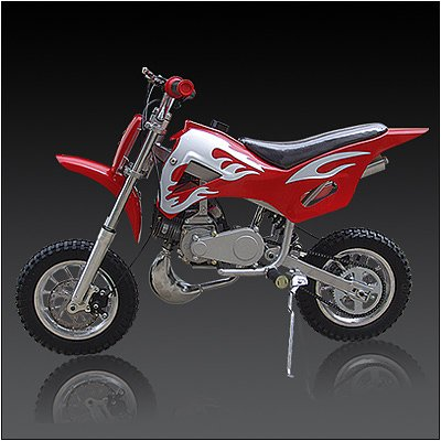 49cc dirt bike youth free shipping 2 stroke
