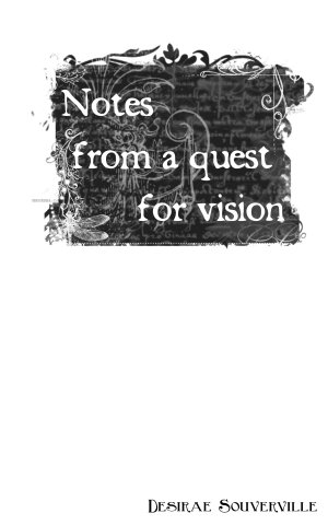 Notes From a Quest For Vision