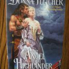 THE ANGEL AND THE HIGHLANDER by Donna Fletcher