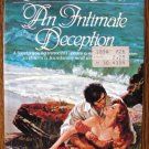 AN INTIMATE DECEPTION by Catherine Coulter