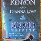 BLOOD TRINITY by Sherrilyn Kenyon & Dianna Love