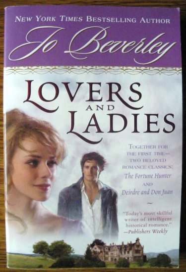 LOVERS AND LADIES by Jo Beverley