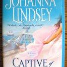 CAPTIVE OF MY DESIRES by Johanna Lindsey