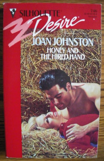 HONEY AND THE HIRED HAND by Joan Johnston