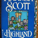 HIGHLAND TREASURE by Amanda Scott