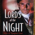 LORDS OF THE NIGHT by Janice Bennett, Sara Blayne, & Monique Ellis