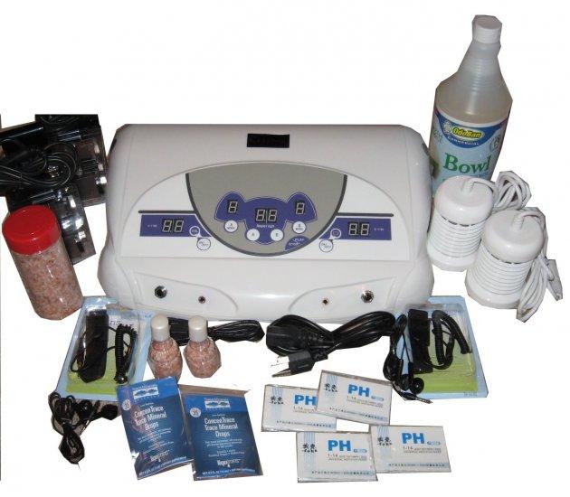 Sonas Holistic Ionic Detox Foot Bath System with MP3