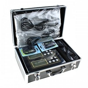 ionizing detoxifying ionic foot detox bath spa detoxification system
