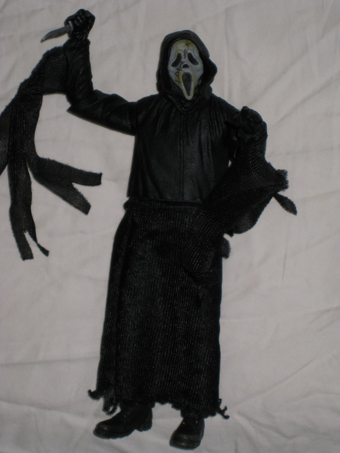 "SCRE4M: Ghost Face ""Zombie Mask"" Figure (LOOSE)"