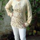 Cotton designer tunics / Top full sleeve shirts