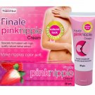 Pink Nipple Cream Lighten Dark Spots Repair Cracked Sore Nipples Finale Pink Nipple Cream 30g