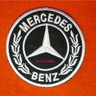 Mercedes Benz RACING MOTOR CAR LOGO Sew Iron on Patch