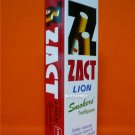 REDUCE TOBACCO STAIN Smokers Toothpaste ZACT LION 160g
