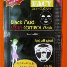 Black Mud SEBUM CONTROL Mask FACY Peel-off Mask 10ml