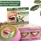 Herbal Clove Toothpaste Fresh Breath Eliminate Limestone Reduce Hypersensitive