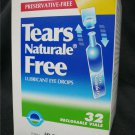 ALCON Tears Naturale Free Lubricant Eye Drops Relief Irritation Dry Eye Symptoms