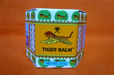 WHITE TIGER BALM 19.4g Relief Muscle Ache Pain Swelling