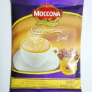 MOCCONA Cappuccino Freeze Dried 3 in 1 Instant Coffee 25g x 3 sachets Delicious
