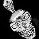 Skeleton Bling Necklace