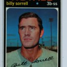 1971 Topps Baseball #17 Billy Sorrell Royals EX-MT