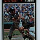 1971 Topps Baseball #18 Norm Miller Astros EXMT