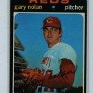 1971 Topps Baseball #75 Gary Nolan Reds EX