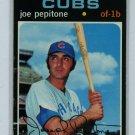 1971 Topps Baseball #90 Joe Pepitone Cubs VG/EX
