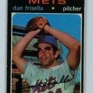 1971 Topps Baseball #104 Dan Frisella Mets EXMT