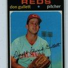 1971 Topps Baseball #124 Don Gullet Reds EXMT