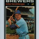 1971 Topps Baseball #149 Mike Hershberger Brewers EX