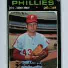 1971 Topps Baseball #166 Joe Hoerner Phillies VG/EX