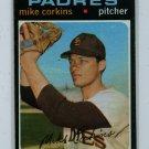 1971 Topps Baseball #179 Mike Corkins Padres VG/EX