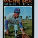1971 Topps Baseball #186 Bob Spence White Sox EX/EXMT