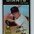1971 Topps Baseball #224 Alan Gallagher Giants EX