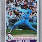 1979 Topps Baseball #25 Steve Carlton Phillies Pack Fresh