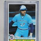 1979 Topps Baseball #36 Alan Ashby Blue Jays Pack Fresh