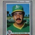 1979 Topps Baseball #78 Elias Sosa A's Pack Fresh